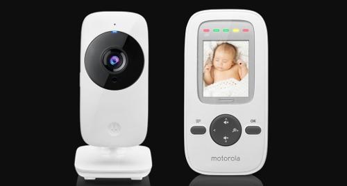 Monitor De Bebé Para Video Motorola Mbp481 De 2 - Delivery