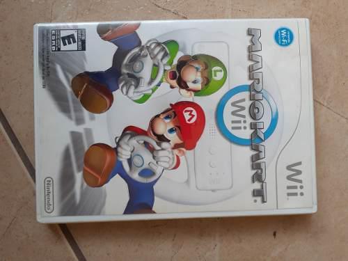 Nintendo Wii Mario Kart... Omerflo