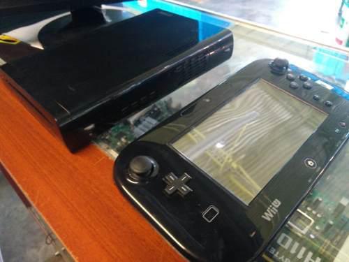 Nintendo Wii U 32gb - Operativo 100%