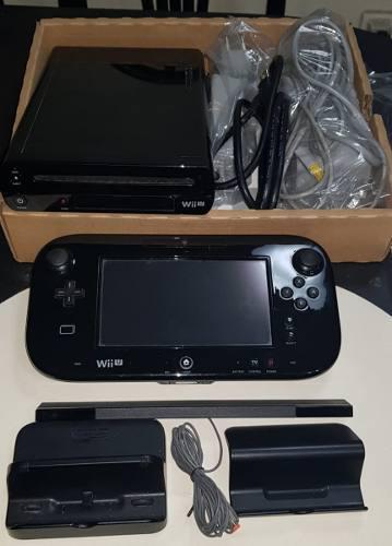 Nintendo Wii U Deluxe 32 Gb Completo