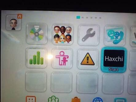 Nintendo Wiiu 32gb Negro Con Haxchi
