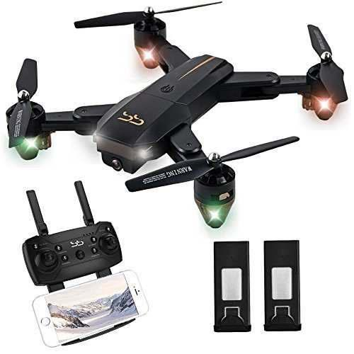 Scharkspark Drone Thunder Con Camara Live Video Rc Quadcopte