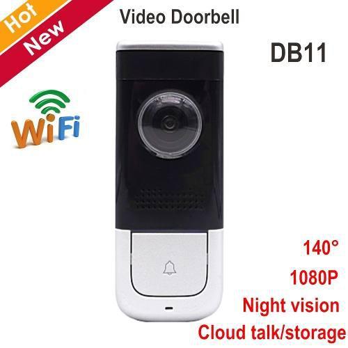 Video Portero Doorbell Standalone Dahua Db11