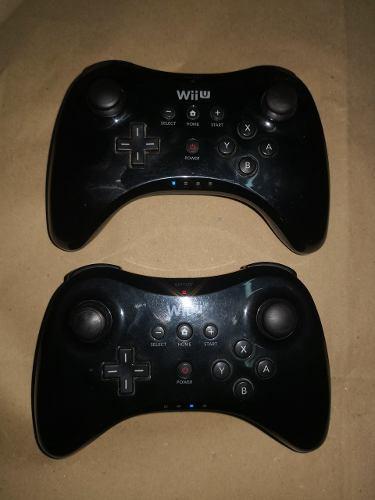 Wii U Pro Controller.!!