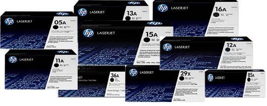 Toner HP 85a -35a-17a