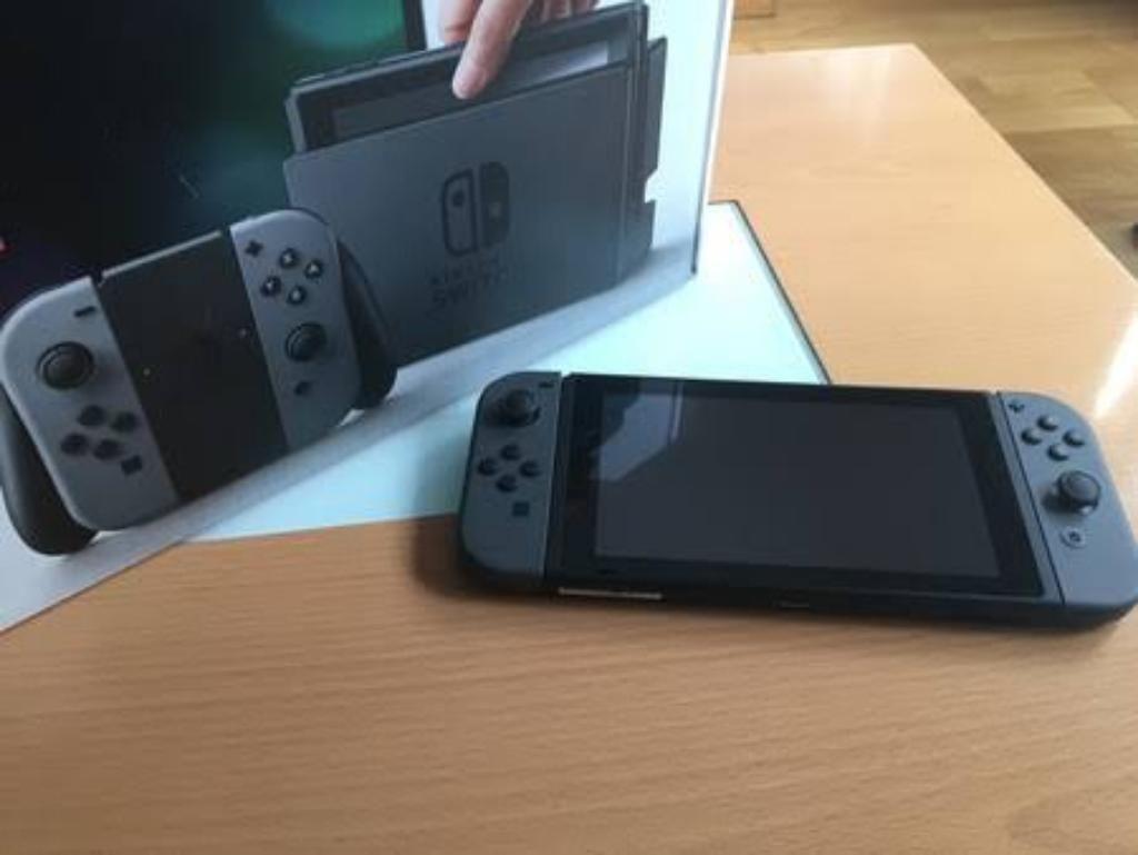Vendo O Cambio Nintendo Switch