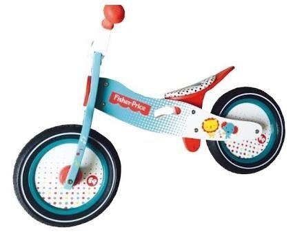 Bicicleta De Balance Fisher Price Original