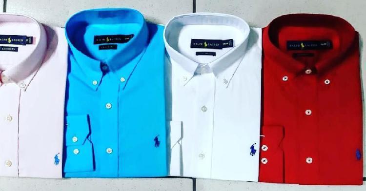 Camisas Polo Ralph Lauren Custom Fit