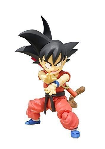 Figura De Accion De Dragon Ball Kid Goku Sh