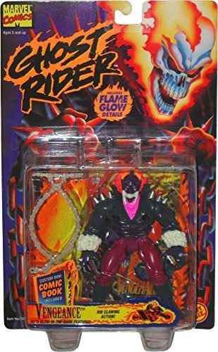 Figura De Accion De La Venganza De Ghost Rider