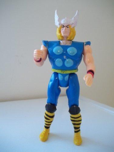 Maravilla Superheroes Thor Con Figura De Accion De Martillo