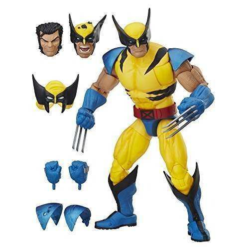 Marvel Legends Wolverine Figura De Accion De 12 Pulgadas