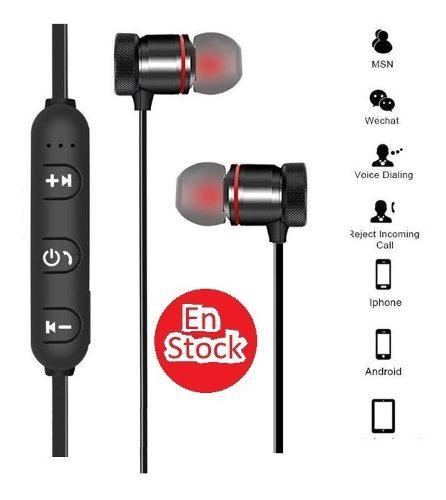 Audifonos Bluetooth Deportivo Sport Liviano