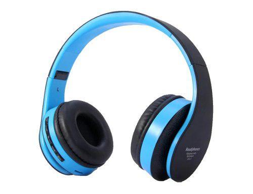 Audifonos Bluetooth/ Fm/ Sd/ Aux 5 Horas De Bateria