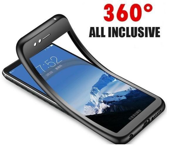 Case Funda De Silicona 360 Para Samsung Galaxy J