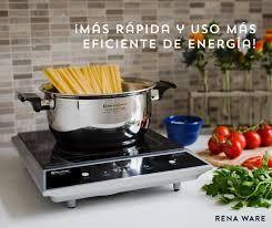 Cocina Inducción Rena Ware Nueva - Precio Oferta S/.900