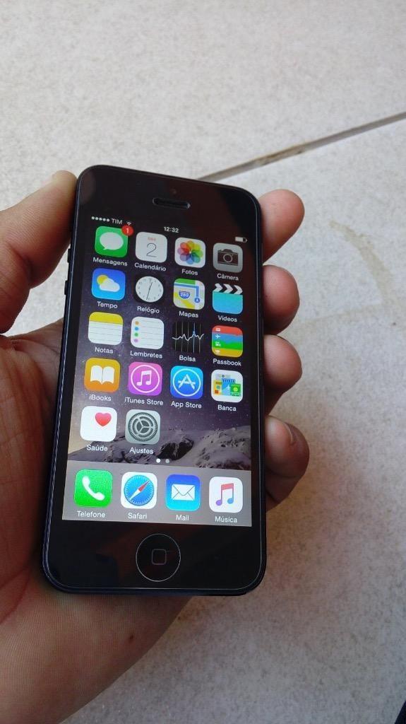 IPHONE 5S 16Gb NUEVO EN CAJA REMATO