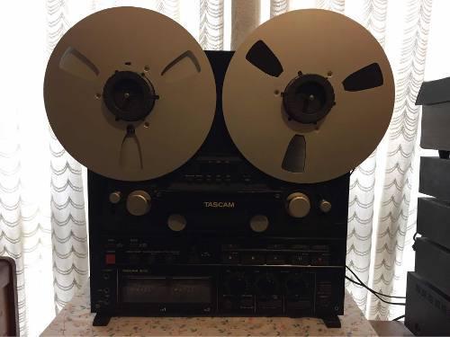 Reel To Reel Tascam 3030 Vintage Pioneer Technics Sansui