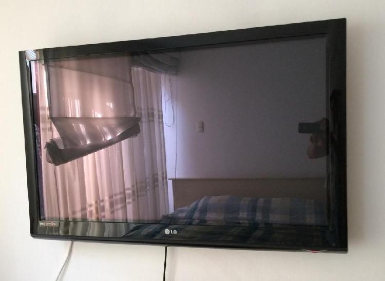 Televisor Plasma Lg 42 Pulgadas Modelo 42Pq30R Perfecto
