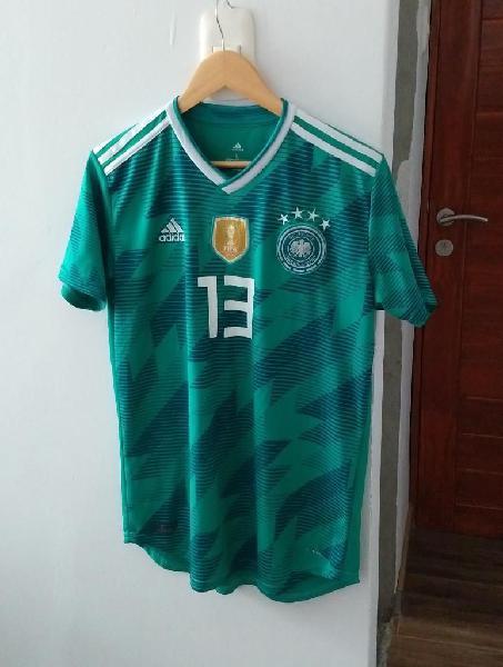 Cambio Camiseta Adidas Original Alemania