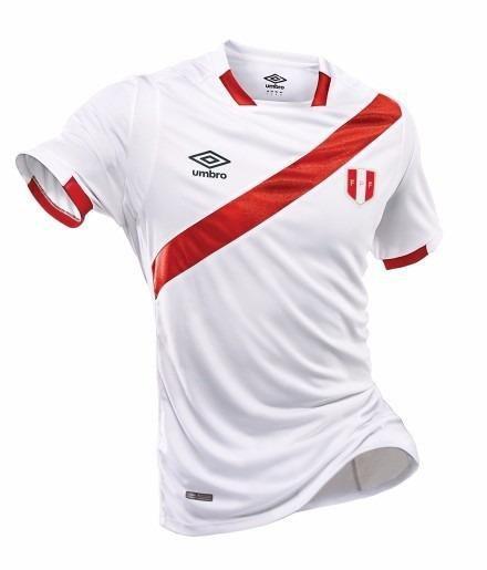 Camiseta Selección Peruana Original Copa Centenario Retro