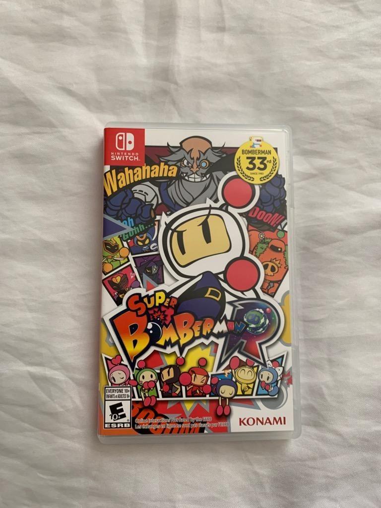 Juego Nintendo Switch Super Bomberman R