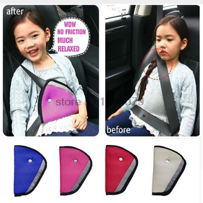 Ajustador triangular cinturón de seguridad niños. Toyota
