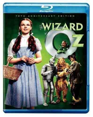 Blu Ray El Mago De Oz - Stock - Nuevo - Sellado