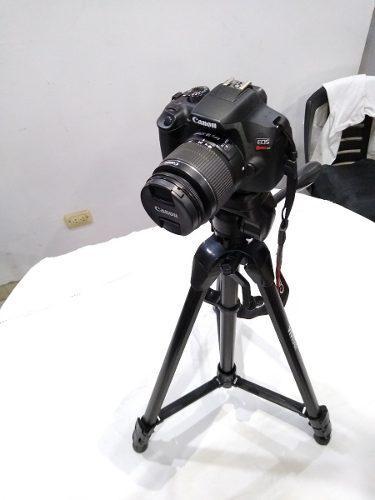 Camara Canon Eos Revel T6