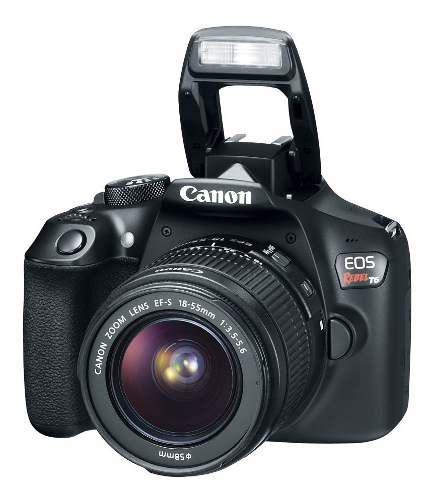 Cámara Canon Eos Rebel T6 Dc + Ef S18dcii + Maleta +micro