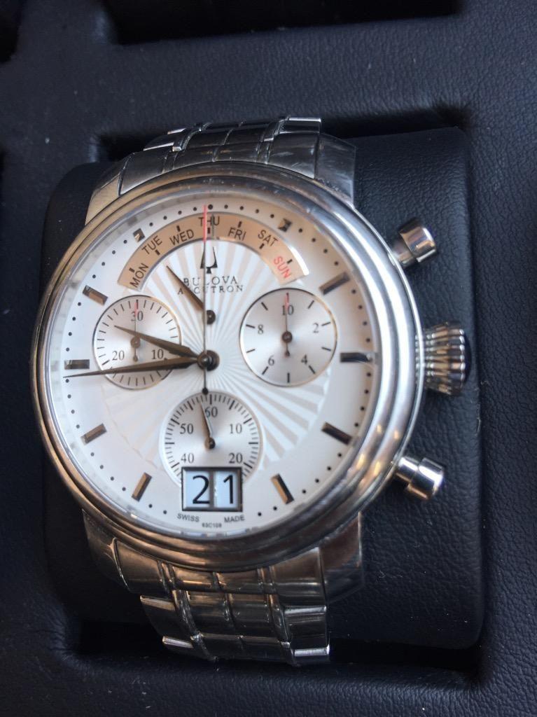 Reloj Bulova Edox Victorinox