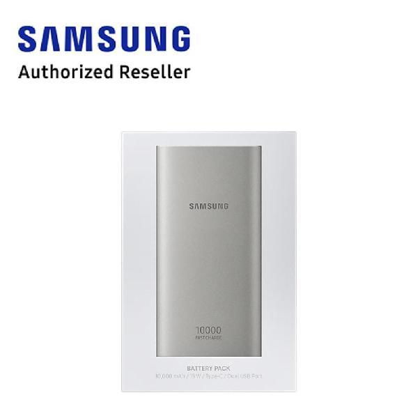 Samsung Original Dual USB Port Type-C Battery Pack 10000 mAh