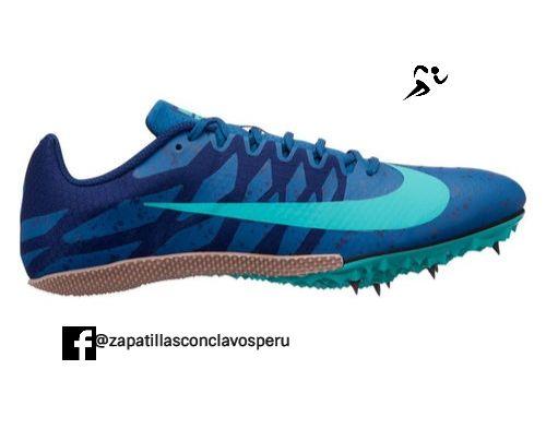 Zapatillas De Atletismo Con Clavos
