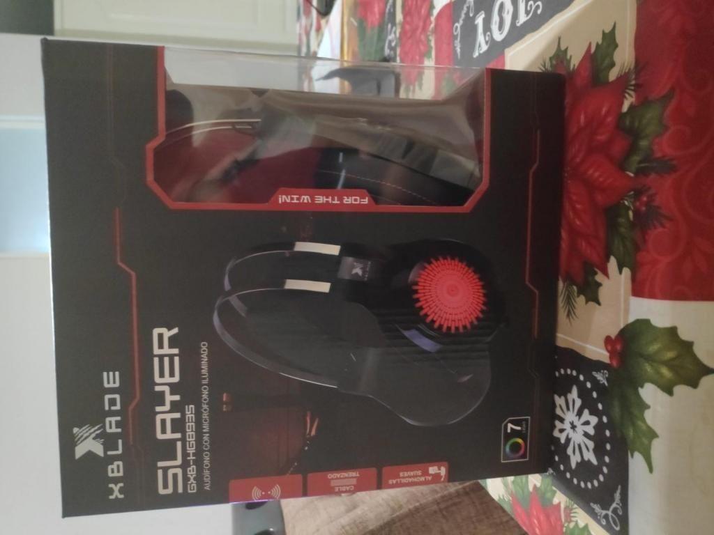 Auricular Xblade Slayer (Gxb-hg) Gaming