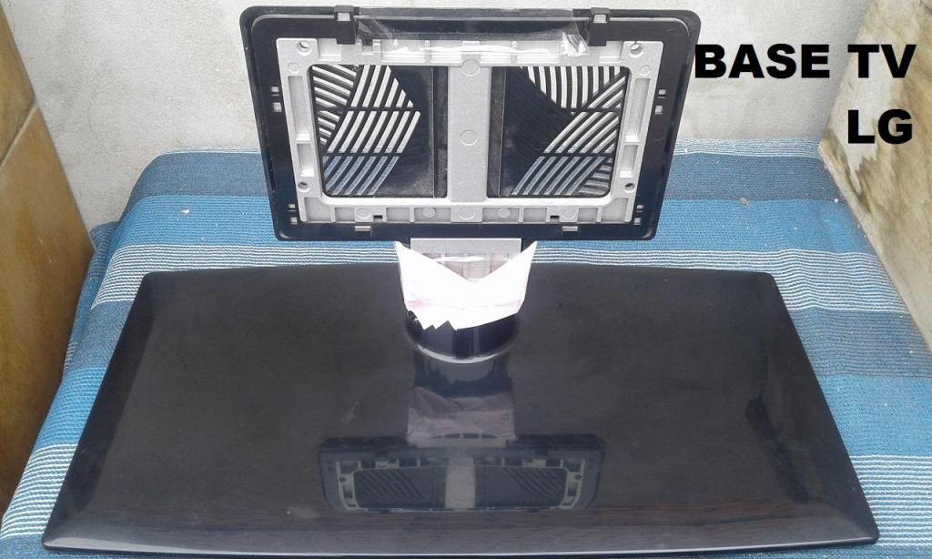 Bases de televisores pantalla plana