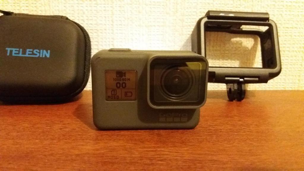 GoPro Hero 5 Black 4k Micro Sd Extreme Pro 64 gb Accesorios