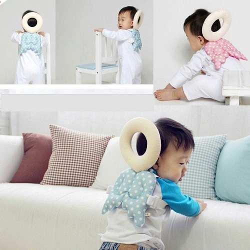 Protector De Cabeza Anti Caídas Para Bebés O Niños
