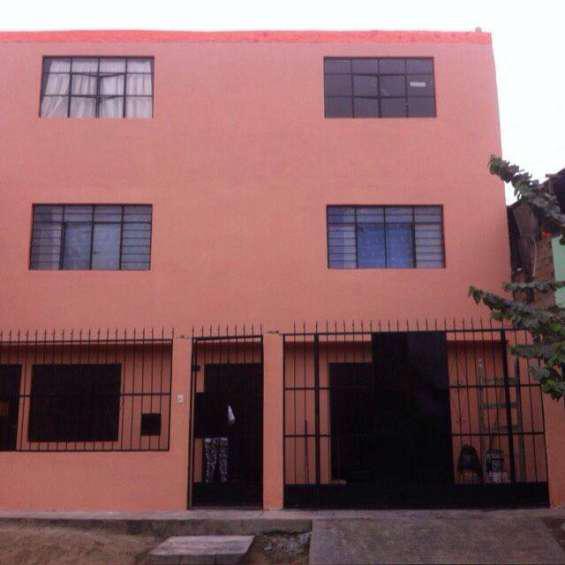 San juan de miraflores departamentos amplios en Lima