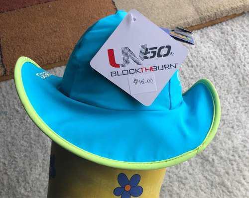 Sun Hat Gorro Protector Sol Marca Speedo Uv50+