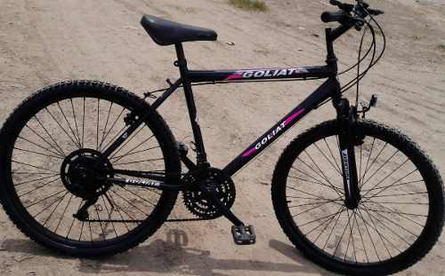 Bicicleta Montañera Aro 26 Con Suspensión Delante -