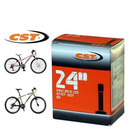 Camara De Aire Para Aro Llanta 24 Cst Bicicleta