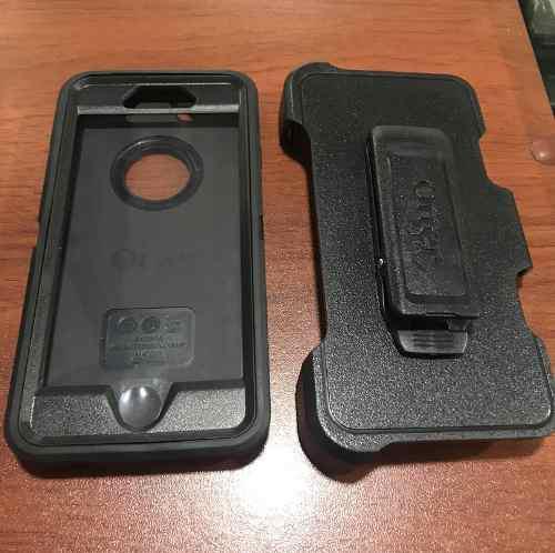 Case Protector Otterbox Para iPhone 6 6s Defender Con Gancho