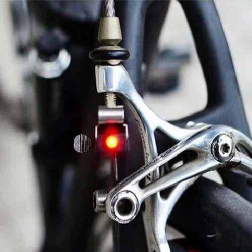 Luz De Freno Para Bicicleta Luz Trasera De Freno Montañera