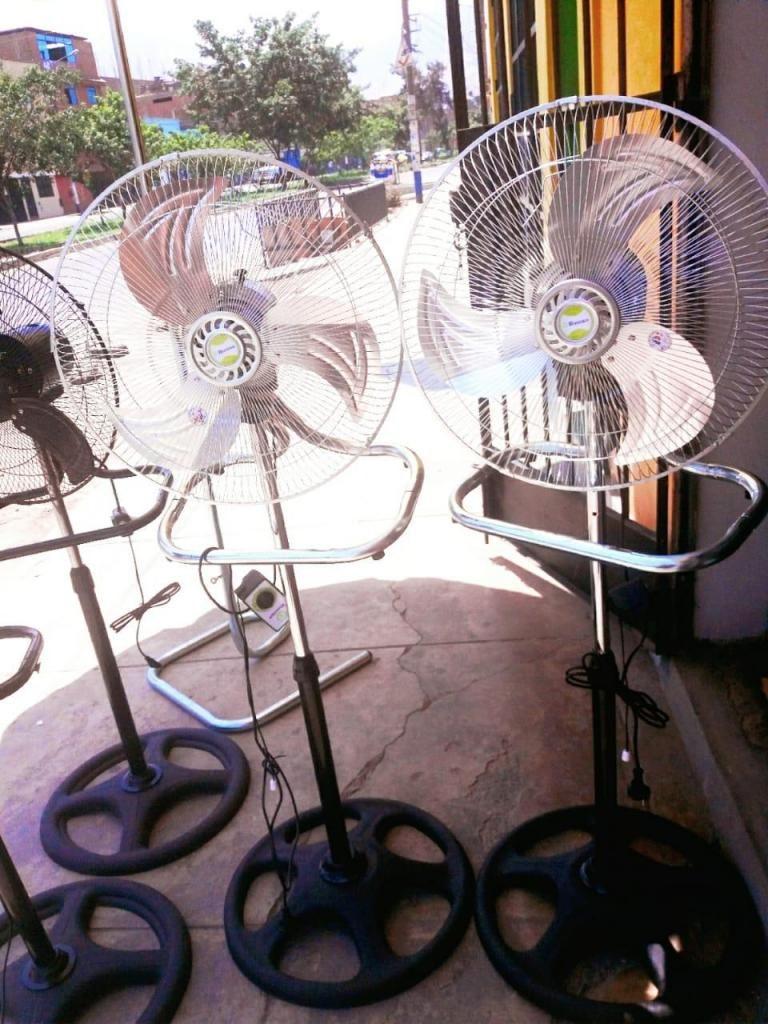 Ventilador Bossko 4 en 1 Pedestal Techo Pared 200 Watts