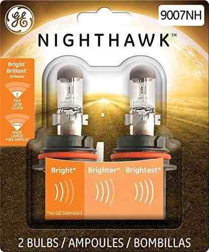 Ge Lighting 9007nhbp2 Nighthawk Lamparas Para Faros Automotr