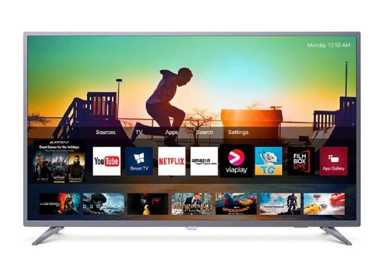 "Philips Smart Tv Ultra Hd 4K 50"" Nuevo"