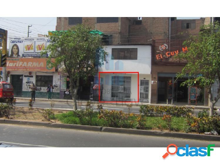 Local Comercial en Alquiler Paradero 7 de las Flores - San