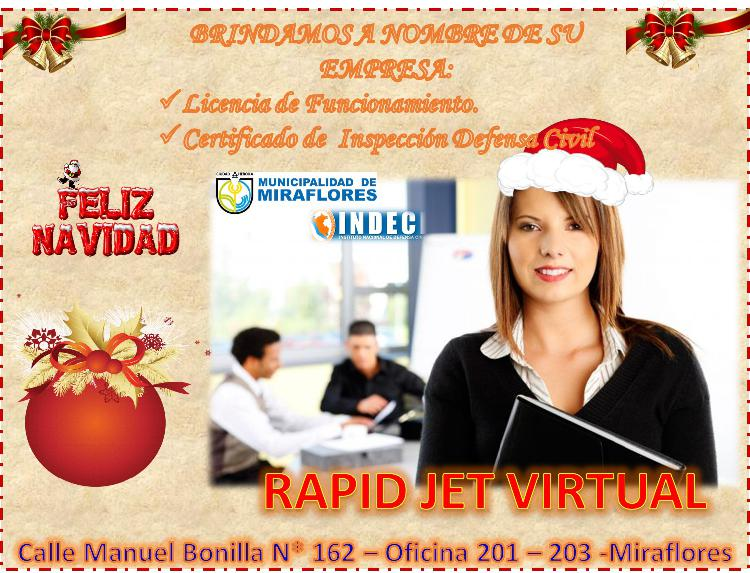 ALQUILER DE OFICINAS VIRTUAL CON LICENCIA MUNICIPAL EN