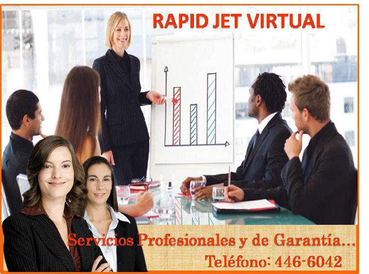 Alquiler de oficina virtual en Miraflores.