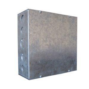 Caja de Pase Electrosoldada